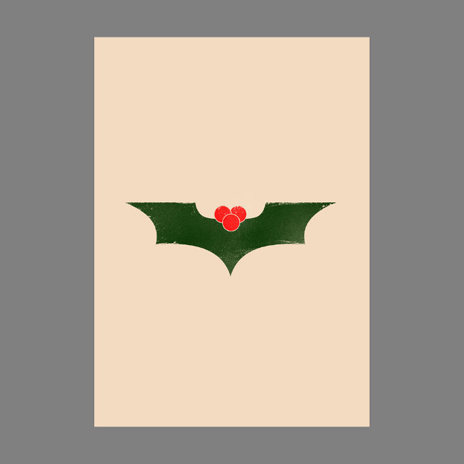 Creative christmas cards excites the portfolio of for Creative christmas cards